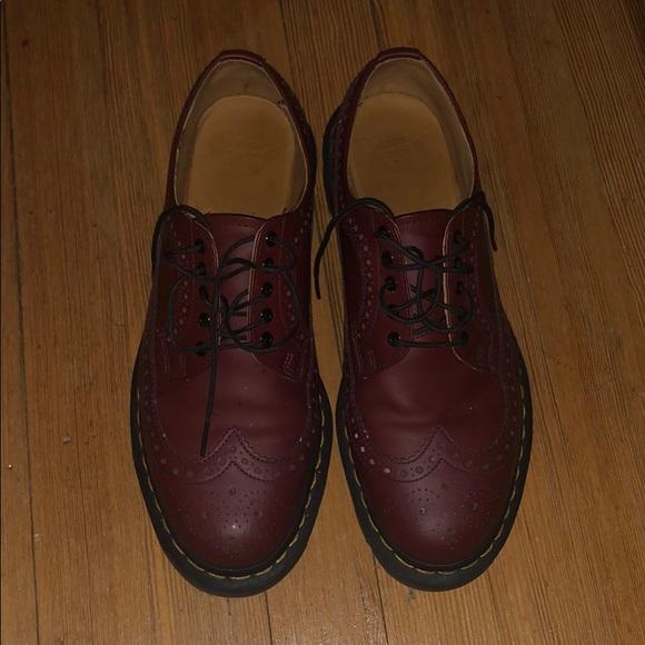 Rabatt bis zu 60% anerkannte Marken gut aussehen Schuhe verkaufen dr. martens quilon shoes